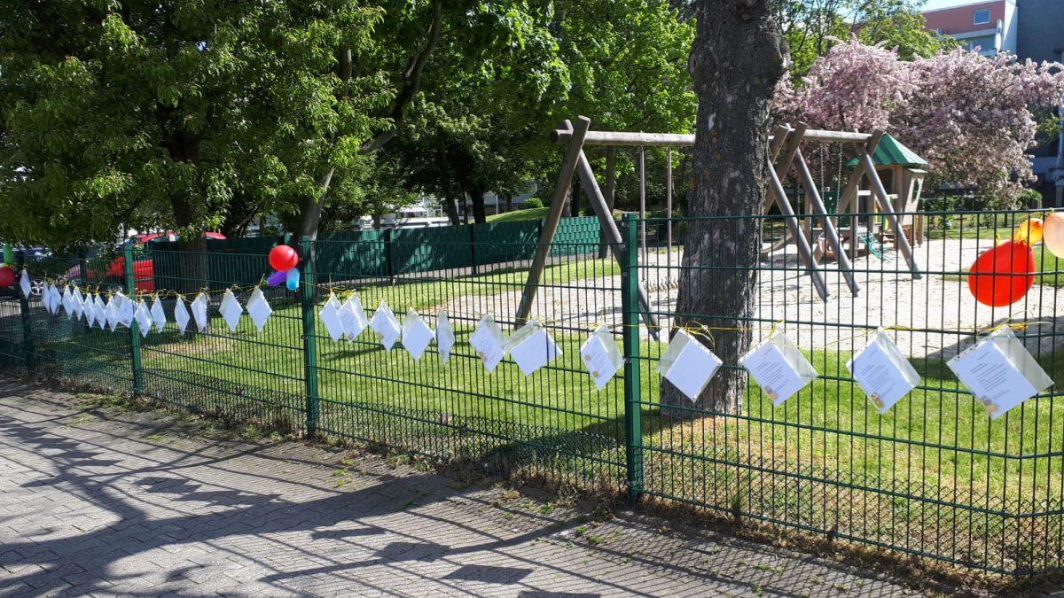 Zaun Zum Stecken Kinder